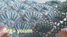 KURTCUK ÜÇGEN ŞAL #265 💕⭐🌈😊 YENİ ÜÇGEN ŞAL 💛⭐KURTCUK MODELİ #şal #şalmodelleri #tığişişal - YouTube Mode Crochet, Crochet Lace, Crochet Stitches, Knitting Videos, Crochet Videos, Crochet Tutorials, Crochet Shawls And Wraps, Knit Wrap, Free Pattern
