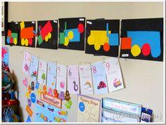 On the Go|Preschool Transportation Activities PT 2 -