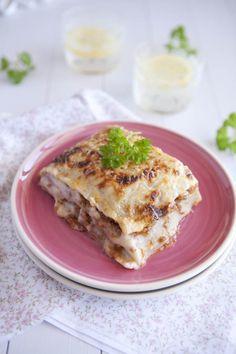 Nina's Kitchen: Lasaña