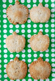 """No doubt these Apple Butter Turnovers will be a huge hit with your kids too, and then you can consider them your own version of """"fast"""" food."""