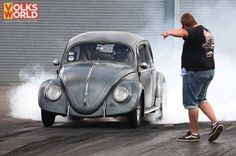 Drag vw beetle