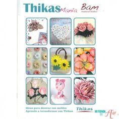 Thikas Mania. Ideas para decorar con moldes