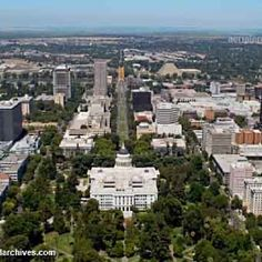Sacramento, California. smalltown beauty at its finest, i love california.  my cousins used to live there and now i have a friend who lives there, must visit again