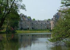 Château de Canisy. Basse-Normandie