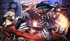 Anime God Eater Aragami Alisa Illinichina Amiella Utsugi Lenka Wallpaper
