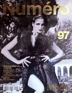 #NumeroFrance 97 #StephanieSeymour by #GregKadel