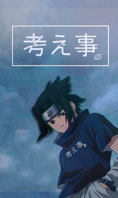 After a long time I finally made a new aesthetic edit - Naruto Sasuke Uchiha Shippuden, Naruto Shippuden Sasuke, Naruto Kakashi, Anime Naruto, Art Naruto, Naruto Sasuke Sakura, Sasuke Sarutobi, Shikamaru, Sakura Haruno