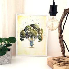 Le chouchou de ma boutique https://www.etsy.com/fr/listing/528397828/aquarelle-poster-decor-cuisine-legume