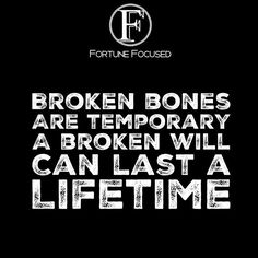 "regram @fortune_focused Don't ""save"" yourself by living within the confines of a box. Keep on experiencing new things and don't ever let fear keep you from pushing. If it scares you the rush will be well worth it! . . . . . #sports #brokenbones #strong #pain #sacrifice #endurance #push #pushyourself #limitless #nopainnogain #weightloss #weightlifting #bodybuilding #physique #distancerunner #underarmour #nike #adidas #reebok #motocross #dirtbike #intense #success #motivation…"