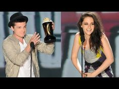 The Hunger Games Vs. Twilight: MTV Movie Awards 2012