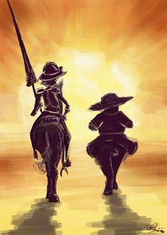 - Man Of La Mancha, Dom Quixote, Mermaid Tattoo Designs, Great Novels, Pulp Art, Fantasy Landscape, Vintage Posters, Canvas Wall Art, Literature