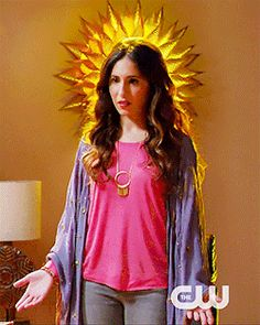 Shared by jessica zuniga. Find images and videos about gif, Virgin Mary and crazy exgirlfriend on We Heart It - the app to get lost in what you love. Jane The Virgin, Virgin Mary, Crazy Ex Gf, Rebecca Bunch, The Cw Tv Shows, Crazy Ex Girlfriends, Black Lightning, Comedy Show, Nice