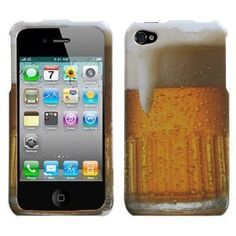 Amazon.com: Beer-Food Collection Phone Protector Faceplate Cover For APPLE iPhone 4S/4/4G: Cell Phones & Accessories $3.20