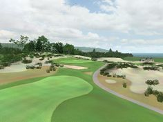 26 Amazing Design Inspiration images   Golf courses, The 100