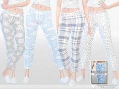 Pinkzombiecupcakes' Dreaming is Free pyjama pants collection