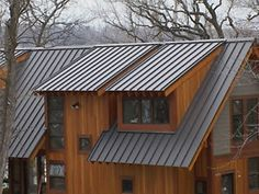 Interlock Standing Seam Roofing Charcoal Grey Our Home Ideas Pinterest Metal Roof Metals And Building Ideas