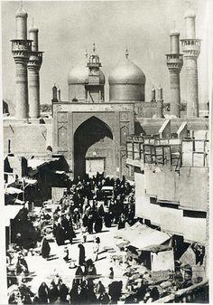 old Kathimayn- Baghdad, Iraq