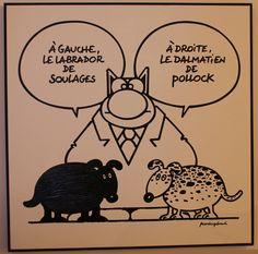 L'Art et Le Chat de Philippe Geluck au Musée en herbe à Paris by franceinter