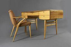 Guglielmo Ulrich, Desk and chair