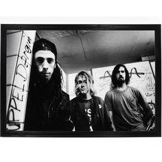 Nirvana Poster