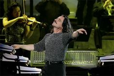 Yanni..is an amazing composer..When he comes to my town..I always see him perform..the best!