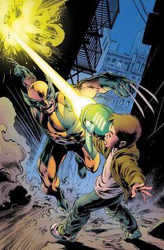 Alan Davis - Wolverine