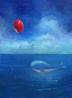 balloon series——Yu Dong
