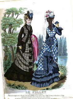 Oct 1875 le follet, journal du grand monde