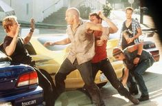 Vin Diesel is has literally grown three sizes since the first 'Fast and the Furious'