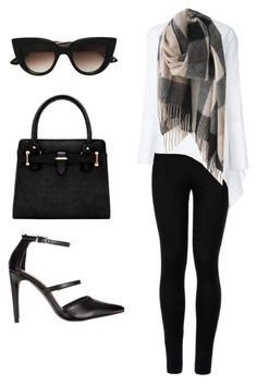 """""""Untitled #1"""" by caitlin-reeves-1 on Polyvore featuring Wolford, Marni, E L L E R Y and SPURR"""