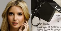 Ivanka Trump Made A Big Order From A Top Jeweler. Their Response Is PRICELESS