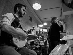 Saya quintet, Otivm lunch cafè, venerdì 13 novembre. Scatto di Enrico Vettore per Fotoclub Padova.