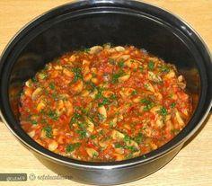 Tocanita de ciuperci(de post) - Discutii Retete Culinare Mushroom Recipes, Vegetable Recipes, Raw Vegan Recipes, Healthy Recipes, Vegan Food, Sweets Recipes, Cooking Recipes, Vegan For A Week, Romanian Food