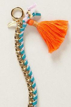Braided Bobs Bracelet