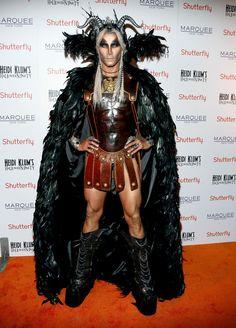 Jay Manuel. Heidi Klum's Halloween Party in New York City.