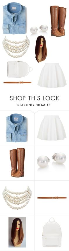 """""""We'll lose our gravity."""" by ironman8995 ❤ liked on Polyvore featuring MANGO, Topshop, Madden Girl, Mikimoto, Christian Dior, Dorothy Perkins and PB 0110"""