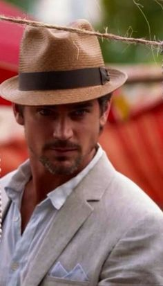 Neal and his gray beard <3.<3 Priceless