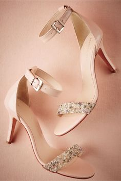 BHLDN Aurora Heels in  Shoes & Accessories Shoes at BHLDN