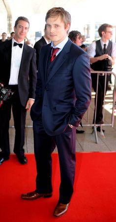 Bradley James (King Arthur in tv show Merlin) love this show.