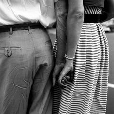 Vivian Maier (1926-2009 American) • July 27, 1954 New York