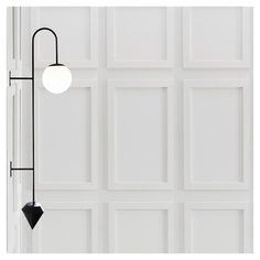 "styletaboo: "" Anna Karlin - Wall Light U Shape "" xx Cabinet Styles, Light Decorations, Wall Lights, Curtains, Shapes, Mirror, Lighting, Modern, Anna"