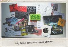 Mijn collectie van Dúné ... de plectrum van Simon ben ik vergeten erbij te leggen. Cover, Books, Libros, Book, Book Illustrations, Libri