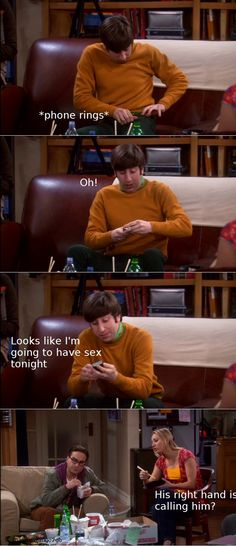 The Big Bang Theory=-one of my fave quotes from the show! I LOVE The Big Bang Theory! Big Bang Theory Funny, Big Bang Theory Quotes, Tv Quotes, Movie Quotes, Funny Quotes, Funny Memes, How I Met Your Mother, Knock Knock, Bigbang