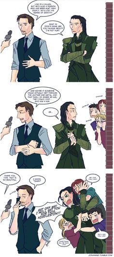 We love you Loki!