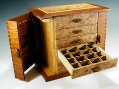 Jewelry Boxes Wood
