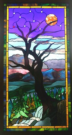 Gallery vermont stained glass diseno muebles jardin etc stai Faux Stained Glass, Stained Glass Designs, Stained Glass Panels, Stained Glass Projects, Stained Glass Patterns, Leaded Glass, Mosaic Art, Mosaic Glass, Art Of Glass