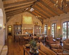 JMA - mediterranean - living room - san francisco - JMA (Jim Murphy and Associates)