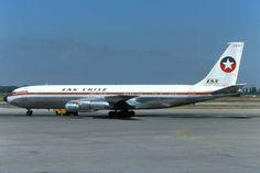 LAN Chile - Boeing 707