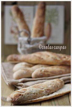 Baguette Recipe - A Classic