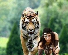 Tiger Woman